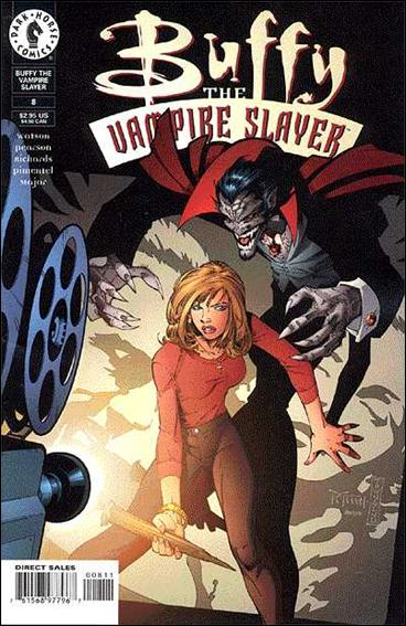 Buffy the Vampire Slayer 8-A by Dark Horse