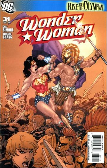 Wonder Woman (2006) 31-A by DC