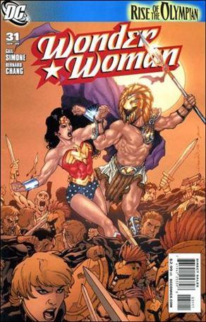 Wonder Woman (2006) 31-A