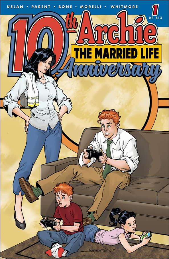 Archie: The Married Life 10th Anniversary 1-E by Archie