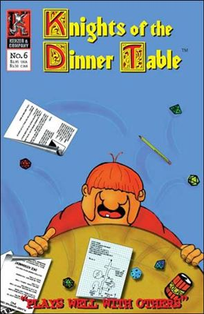Knights of the Dinner Table (1997) 6-A