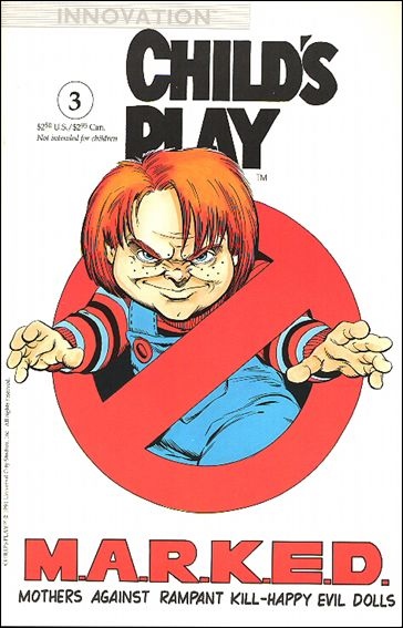Child's Play: The Series 3-A by Innovation
