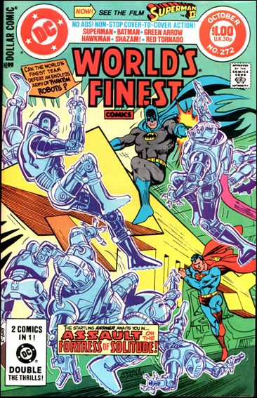 World's Finest Comics 272-A by DC