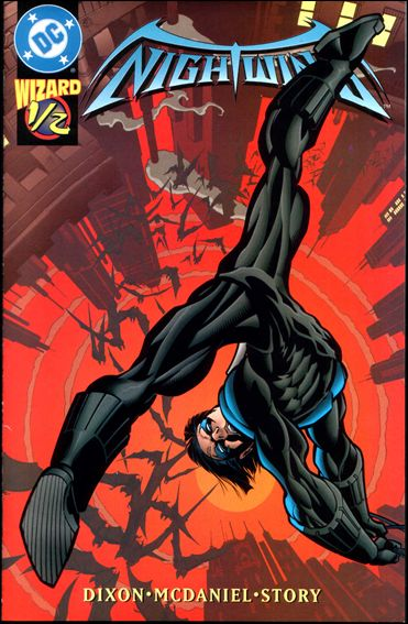 Nightwing (1996) 1/2-A by DC