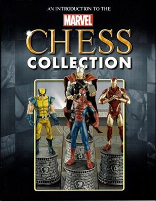 Marvel Chess Collection (UK) 0-A