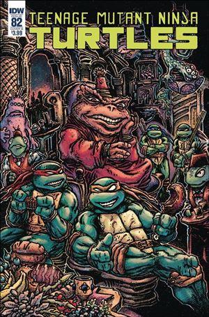 Teenage Mutant Ninja Turtles (2011) 82-B
