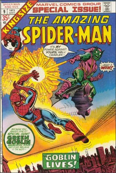 Amazing Spider-Man Annual (1964) 9-A by Marvel