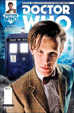 Doctor Who: The Eleventh Doctor 1-E