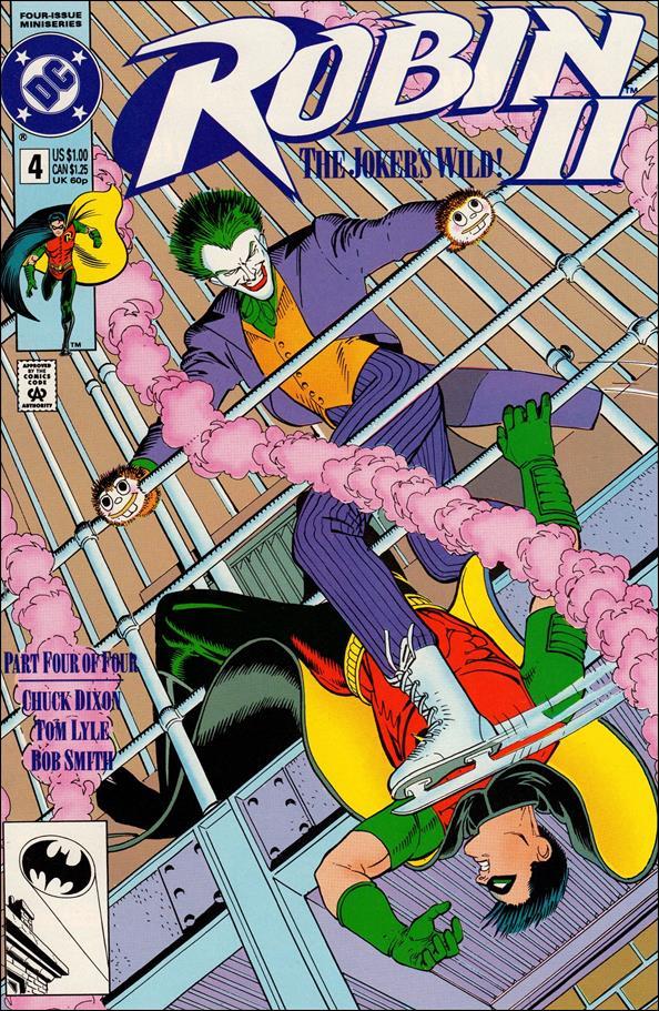 Robin II 4-A by DC