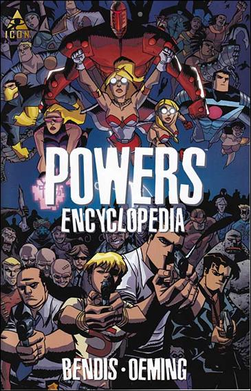 Powers Encyclopedia 1-A by Icon