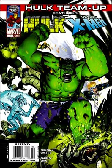 Hulk Team-Up 1-A by Marvel