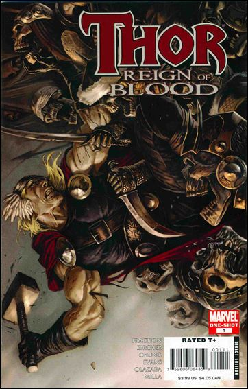 Thor: Reign of Blood 1-A by Marvel