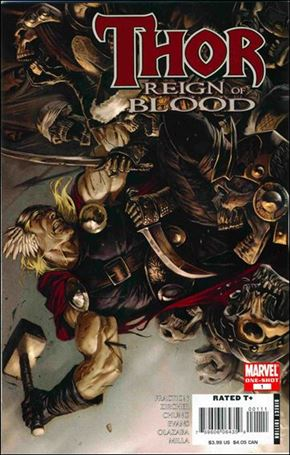 Thor: Reign of Blood 1-A