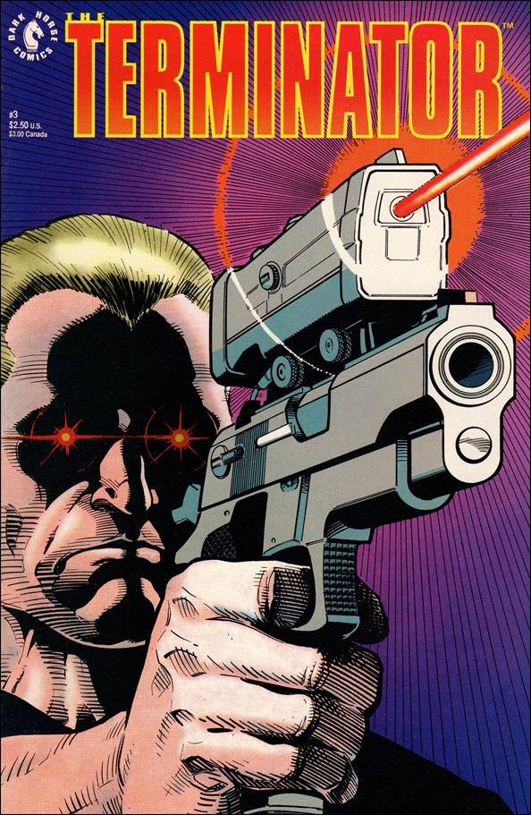 Terminator (1990) 3-A by Dark Horse