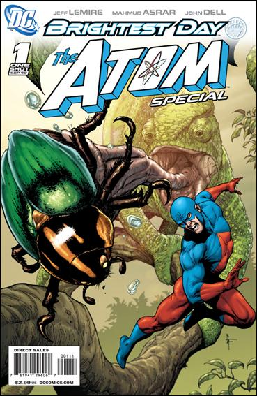 Brightest Day: The Atom Special 1-A by DC