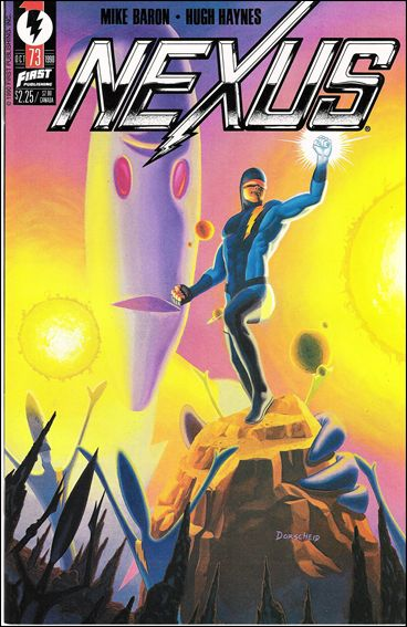 Nexus (1985) 73-A by First