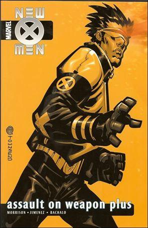 New X-Men 5-C
