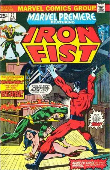 Marvel Premiere 23-A by Marvel