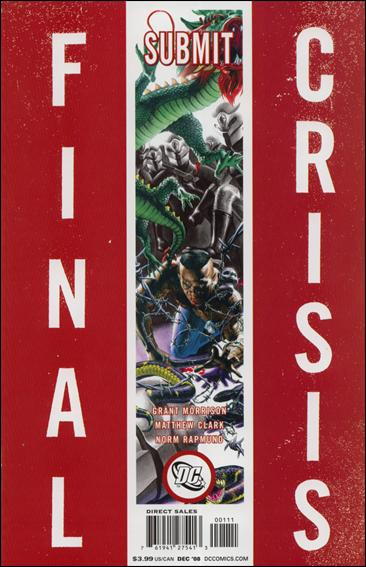 Final Crisis: Submit 1-A by DC