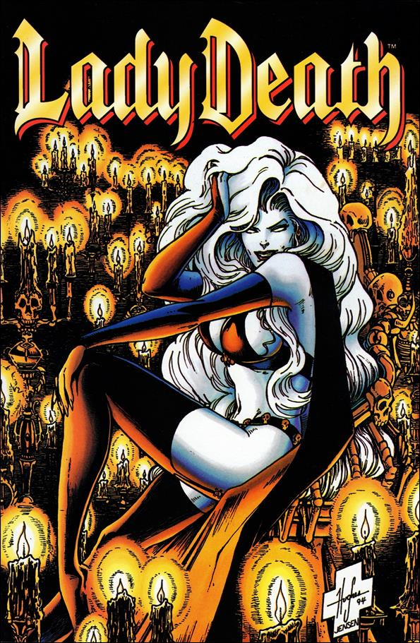 Lady Death II: Between Heaven & Hell 2-A by Chaos! Comics