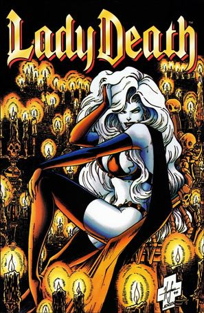 Lady Death II: Between Heaven & Hell 2-A