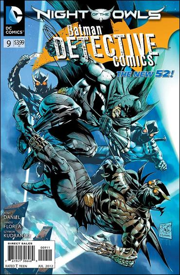 Detective Comics (2011) 9-A by DC