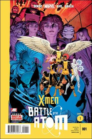X-Men: Battle of the Atom 1-A