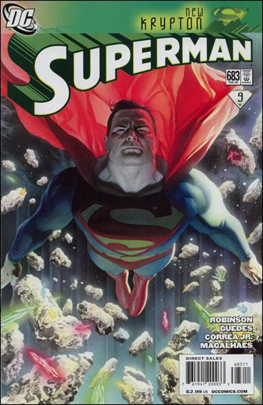 Superman (1939) 683-A by DC