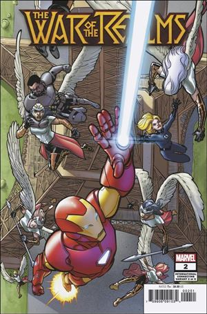 War of the Realms 2-C