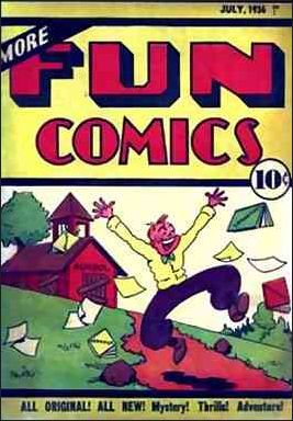 More Fun Comics 11-A by DC