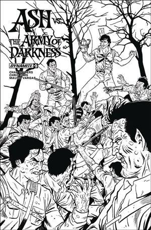 Ash vs. the Army of Darkness 5-E