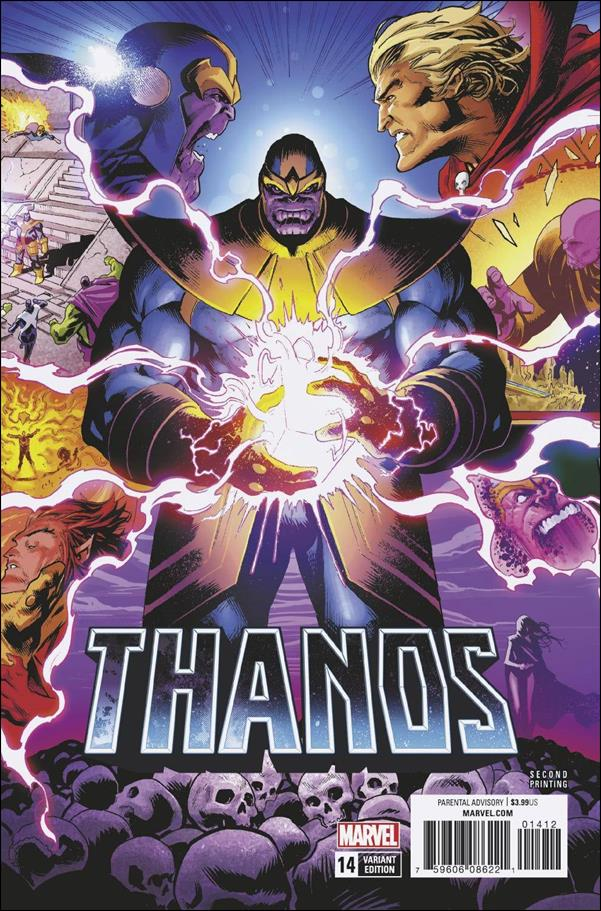 Thanos (2017) 14-C by Marvel