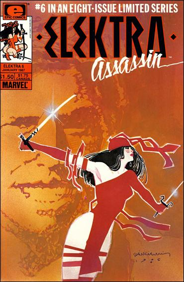 Elektra: Assassin 6-A by Epic