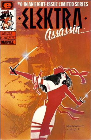 Elektra: Assassin 6-A