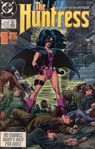 Huntress (1989) 1-A by DC