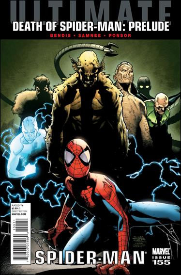 Ultimate Spider-Man (2000) 155-A by Marvel