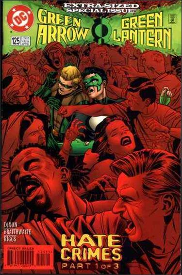 Green Arrow (1988) 125-A by DC