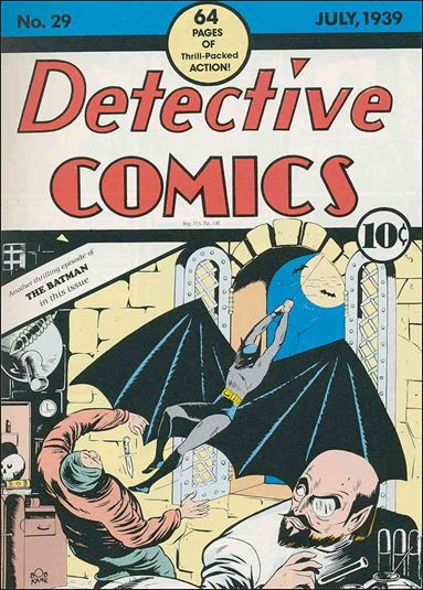 Detective Comics (1937) 29-A by DC