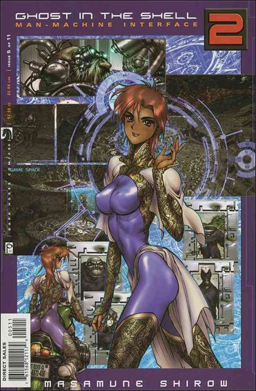 Ghost in the Shell 2: Man-Machine Interface 5-A by Dark Horse