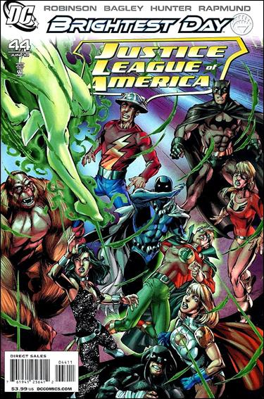 Justice League of America (2006) 44-A by DC