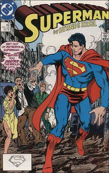 Superman (1987) 10-A by DC