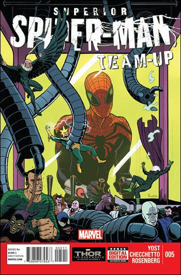 Superior Spider-Man Team-Up 5-A by Marvel