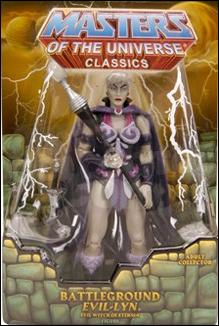 Masters of the Universe Classics Battleground Evil-Lyn by Mattel