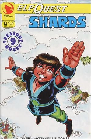 Elfquest: Shards 12-A