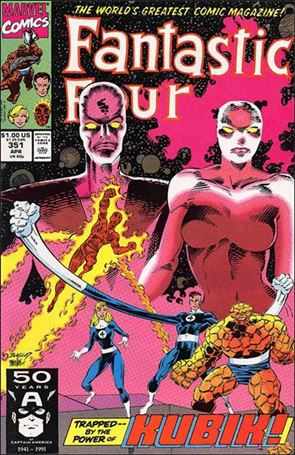 Fantastic Four (1961) 351-A
