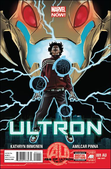 Ultron 1AU-A by Marvel