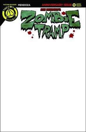 Zombie Tramp 13-D