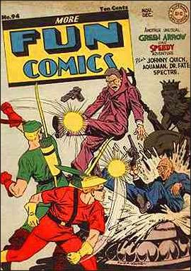 More Fun Comics 94-A by DC