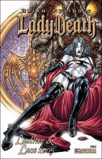 Brian Pulido's Lady Death Leather & Lace 2005 1-N by Avatar Press
