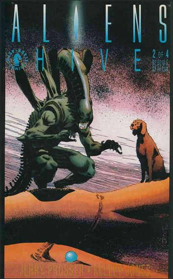Aliens: Hive 2-A by Dark Horse